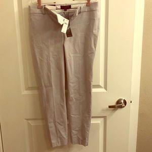 Grey Banana Republic pants